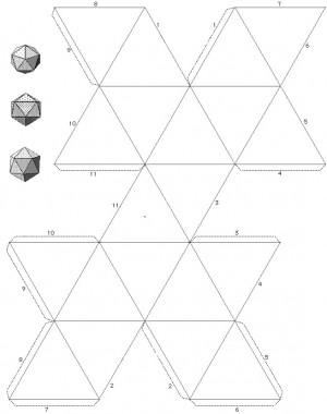 plan_icosaedru